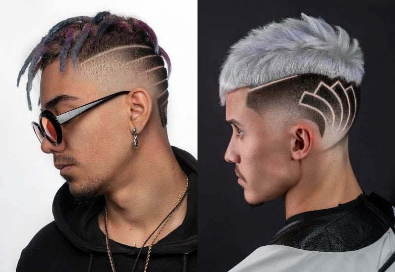 Fade with Designs